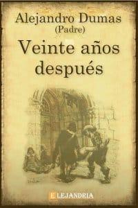Veinte años después de Alejandro Dumas (Padre)