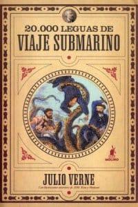 Descargar Veinte mil leguas de viaje submarino de Verne, Julio