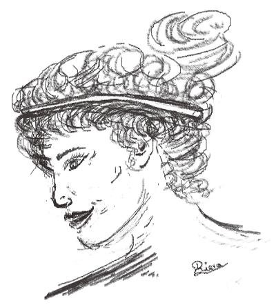 Hipatia, filosofa y moderadora